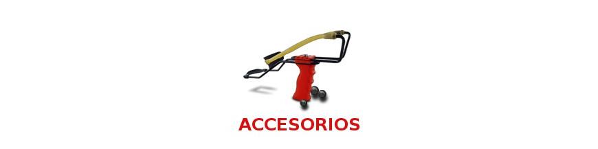 ACCESORIOS TIRACHINAS